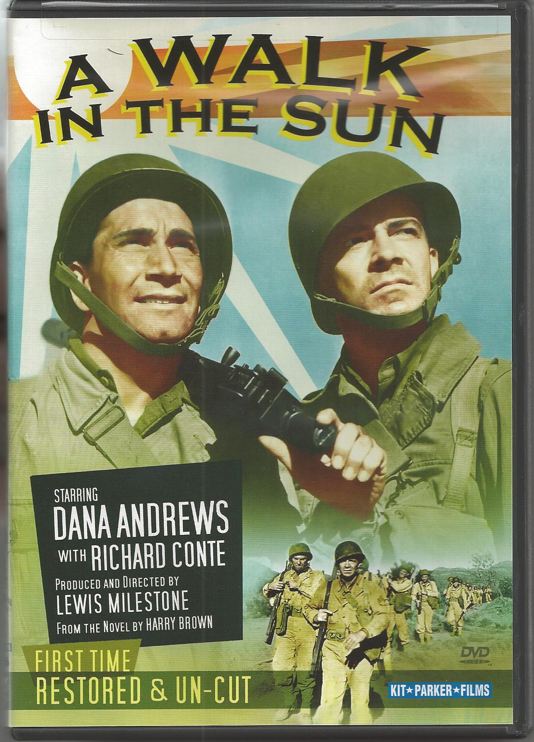 Image result for A WALK IN THE SUN 1946 movie