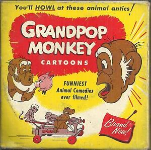 grandpop monkey box