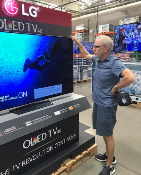 costco tv